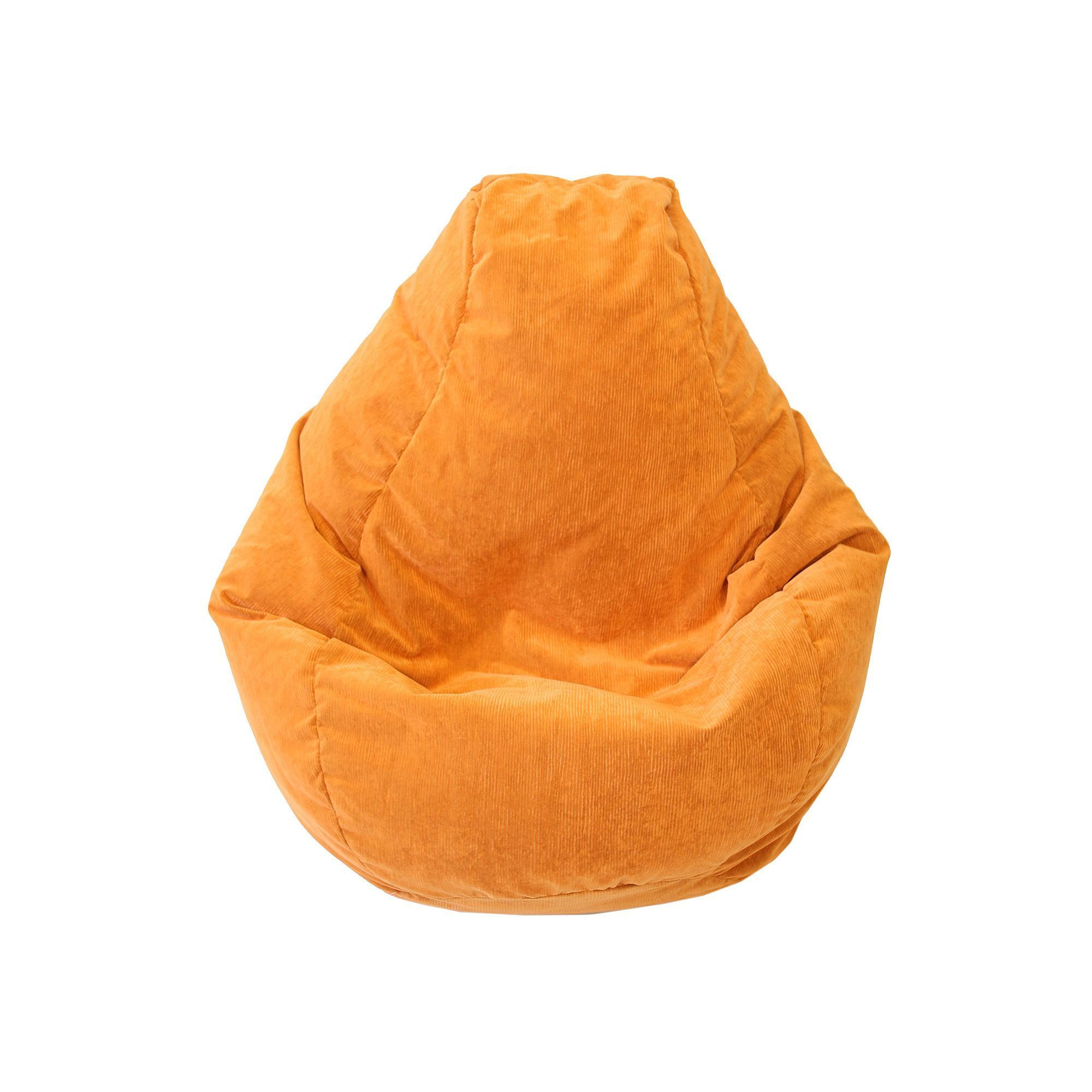 Wondrous Large Teardrop Microfiber Faux Suede Corduroy Bean Bag Chair Gmtry Best Dining Table And Chair Ideas Images Gmtryco