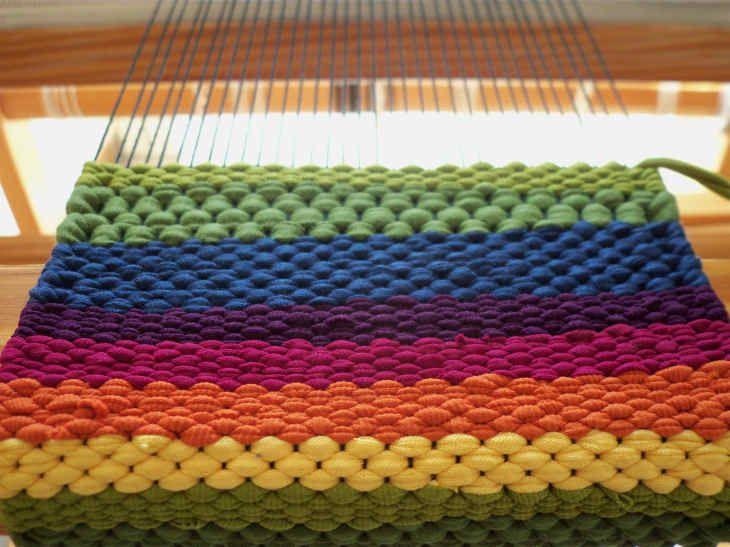 telaio per fare tappeti Cerca con Google Tappeti fai