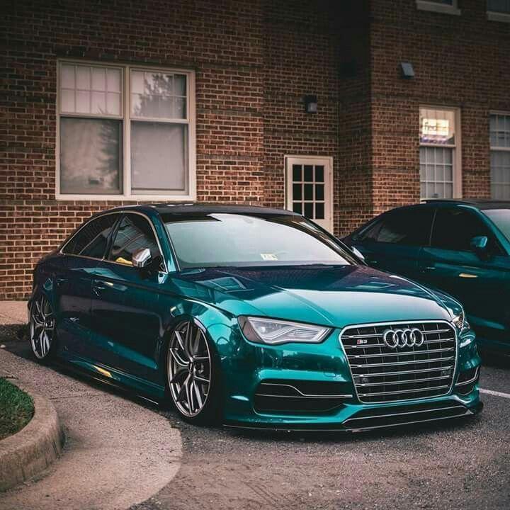 Audi Schlitten