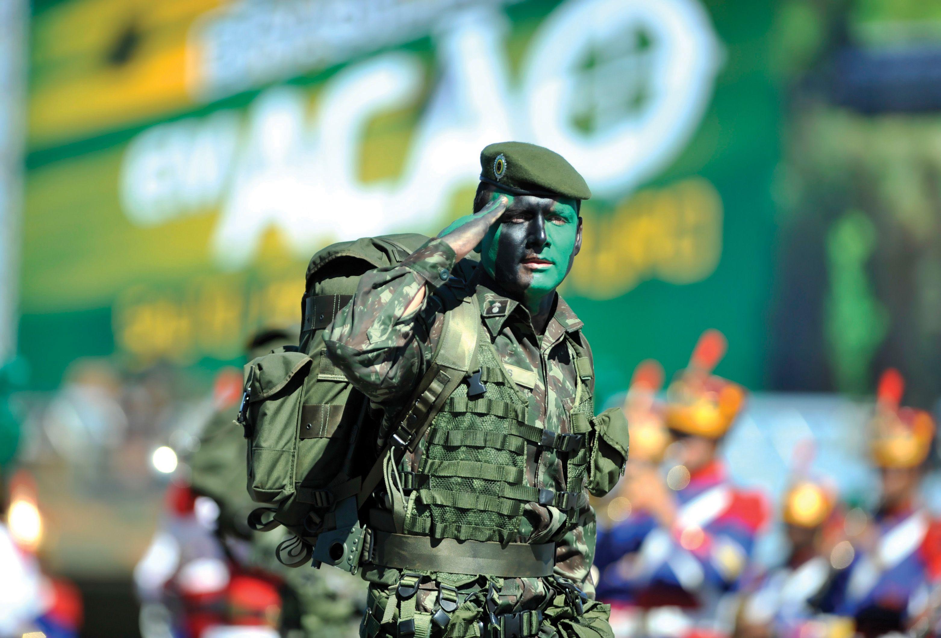 Exercito Brasileiro Wallpaper  b9656559371
