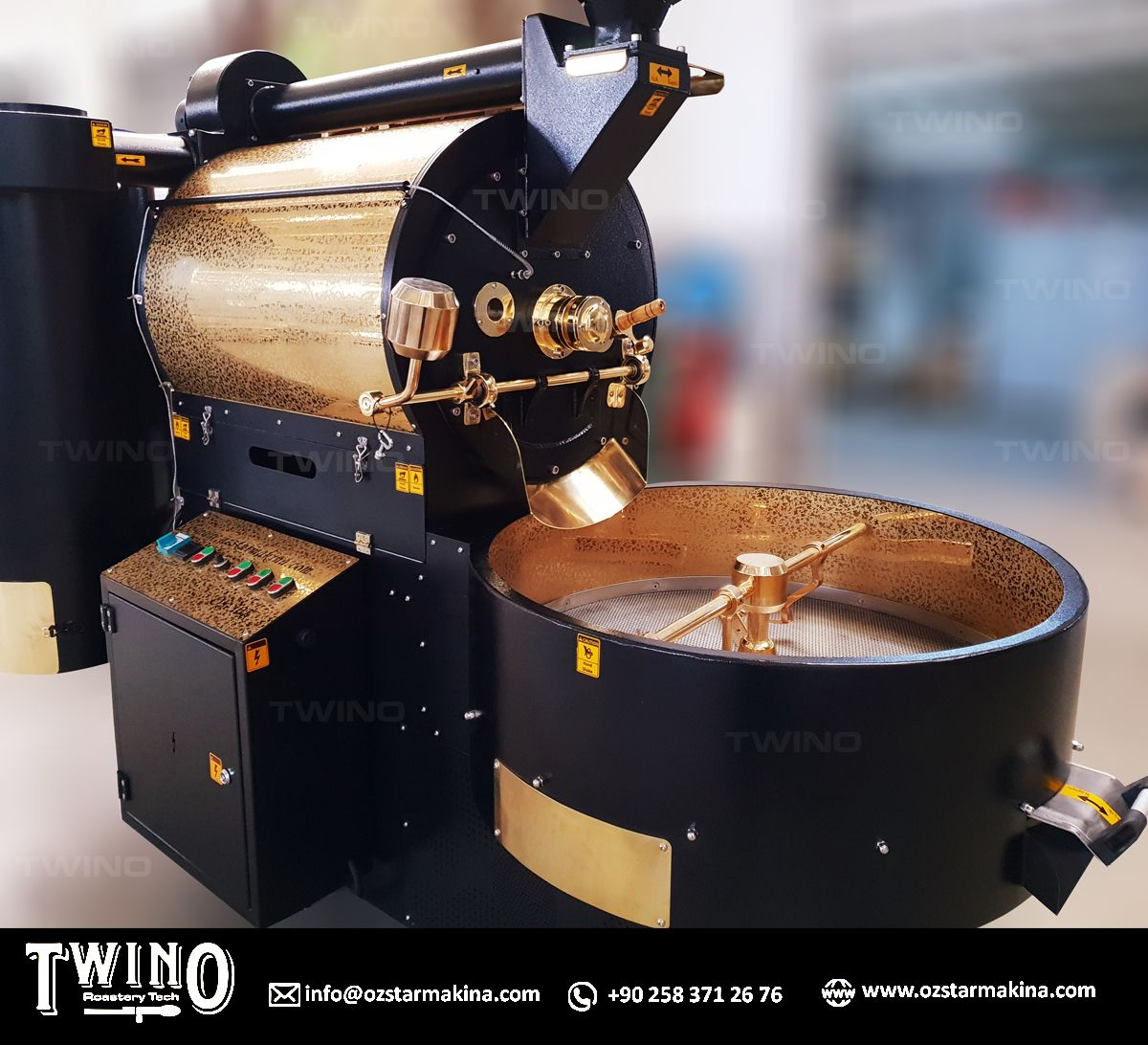 Coffee Roasting Machines 2020