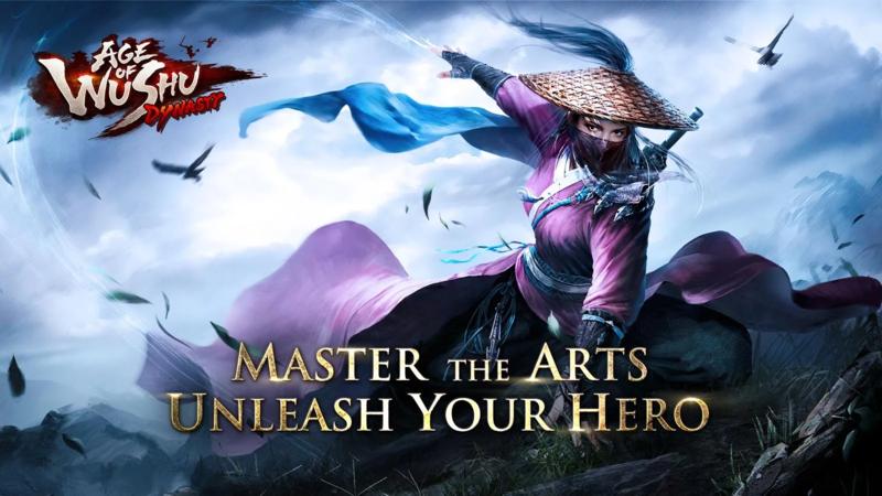 Age of Wushu Dynasty v5.0.5 [Mod Mana/No Skill Cooldown