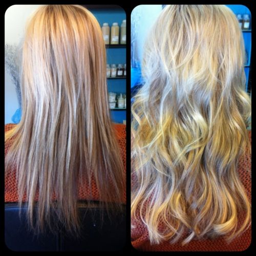 Beforeafter socap extensions love long hair pinterest so cap fusion hair extensions pmusecretfo Choice Image