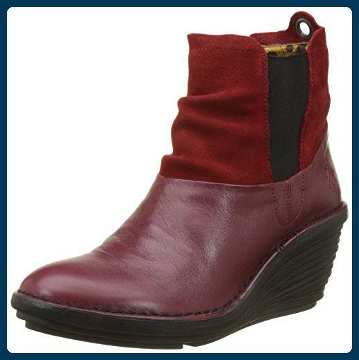 Nonbrand, Damen Stiefel & Stiefeletten , beige - Beige - schwarz - Größe: UK 7.5 / EUR 41 (Manufacturer Size:42)