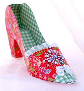 Ruth´s Kreativideen: Schablonen für Verpackungsideen