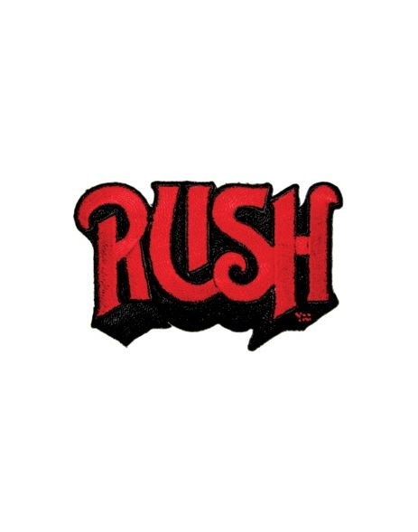Music W Rock Progressive Rock Hard Rock Heavy Metal Music Logo Patch Embroidered Sew Iron On Patches Badge Bags Hat Jeans Shoes T-Shirt Applique