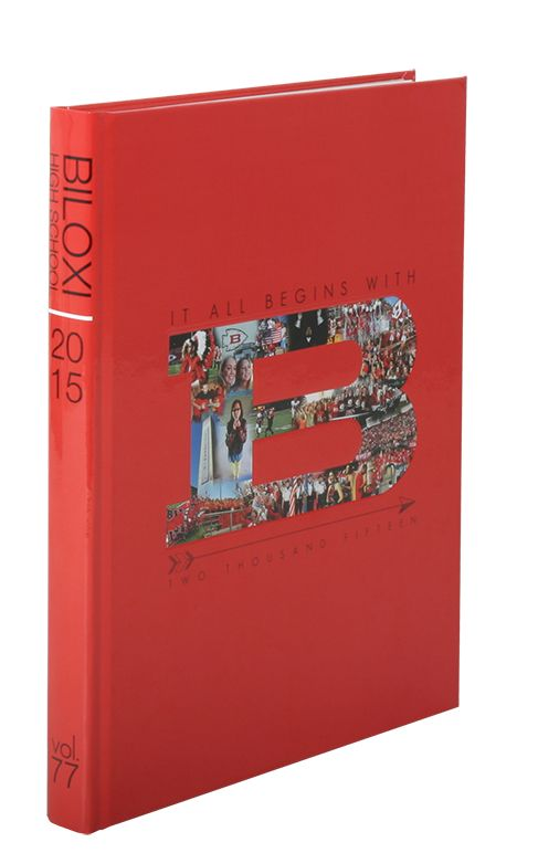 Biloxi High School Yearbook Themes Yearbook Covers Yearbook