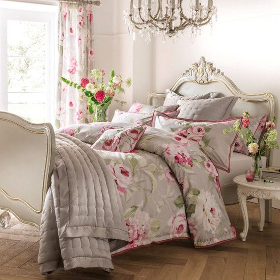 Best Home Décor Ideas From Kovi An Anthology: Dorma Pink Nancy Collection Duvet Cover