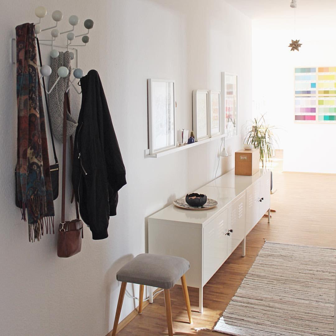 Ikea Ps 2012 Cabinets In The Hallway Ikea Ps Schrank Wohnung Wohnen