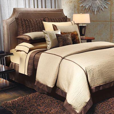 Jennifer Lopez Bedding Collection Sand Drift Bedding
