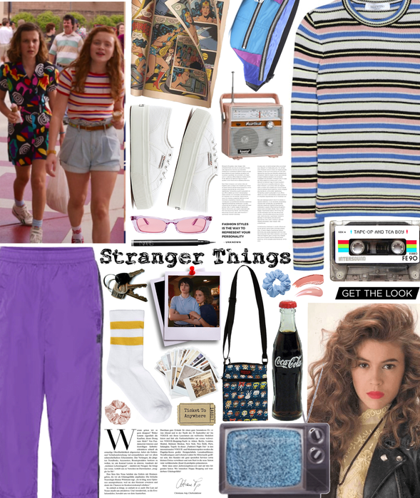 eleven s mall outfit roblox Stranger Things Style Outfit Shoplook Max And Eleven Outfit Strangerthings Elevenoutfit Style Netflix Stranger Things Outfit Stranger Things Decade Day
