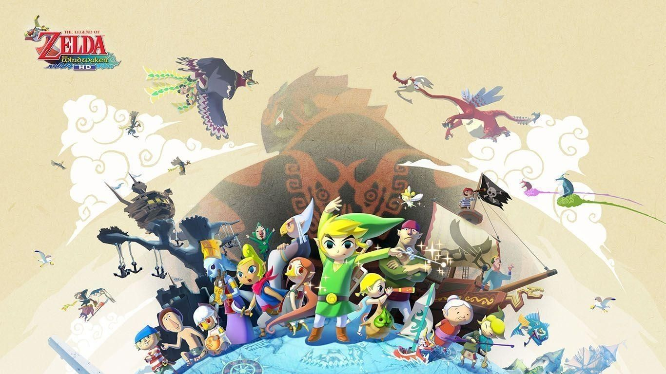 10 Best Legend Of Zelda Wind Waker Wallpaper Full Hd 1080p For Pc Background Wind Waker Legend Of Zelda Legend Of Zelda Poster