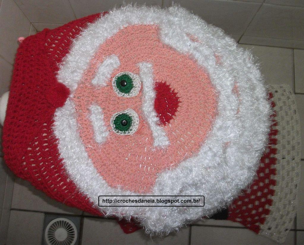 Croches Da Neia Jogo De Banheiro