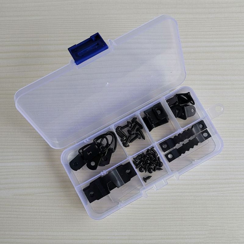 52pcsset photo picture frame hanging kit heavy duty