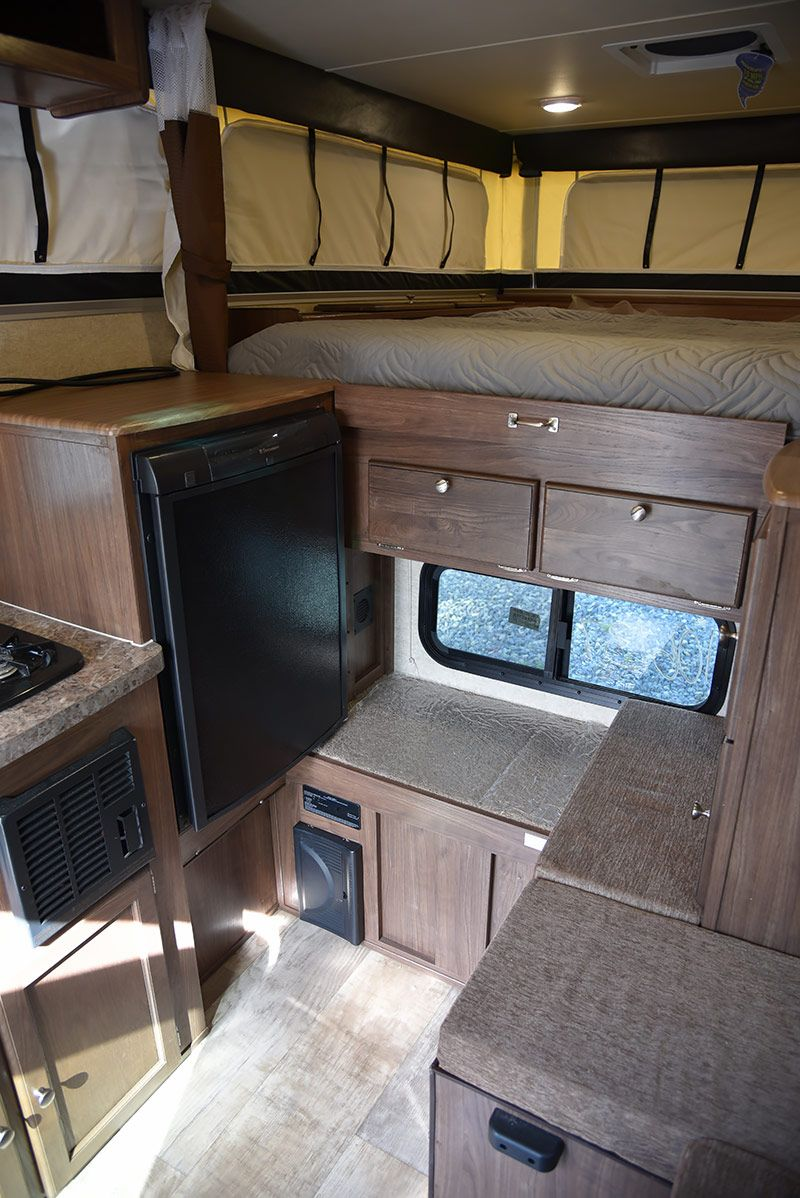Pin On Truck Camper Interiors