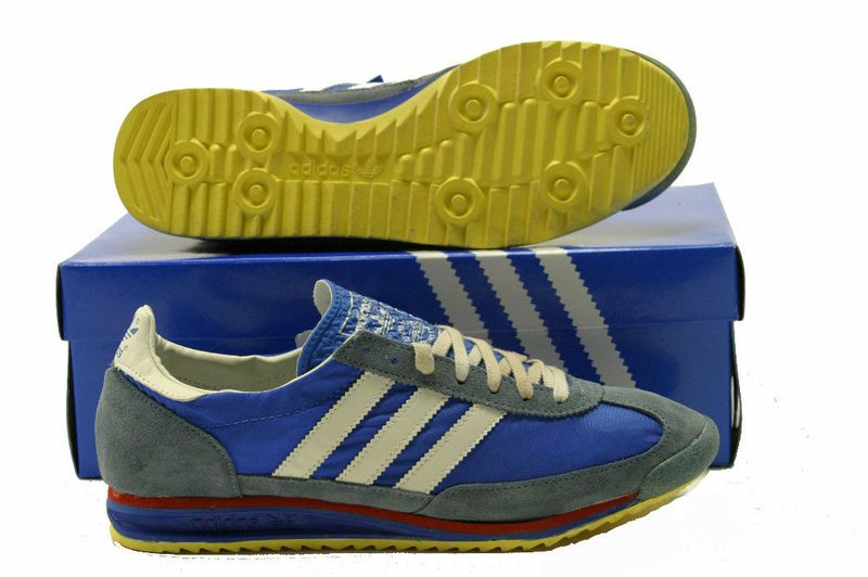 adidas SL 72 Originals Vintage 70s Trainers