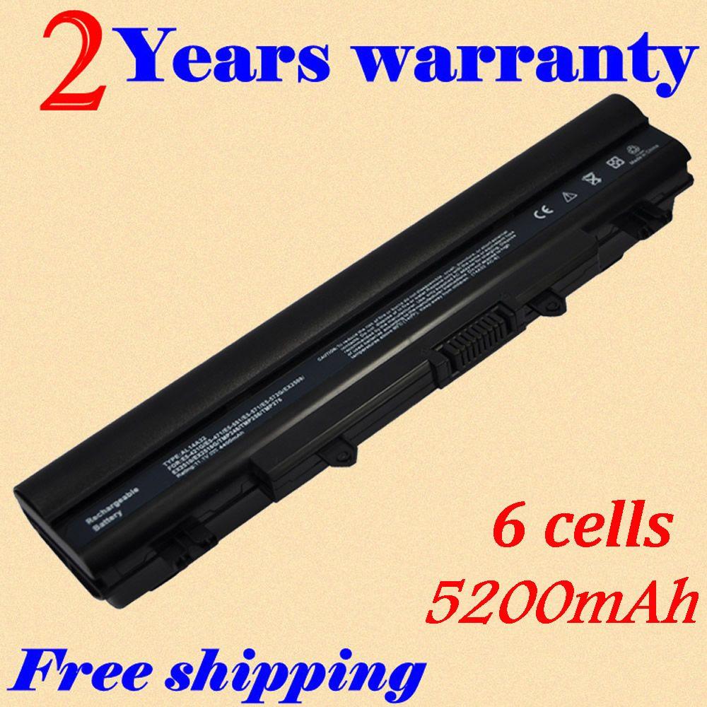 Jigu Al14a32 Laptop Battery For Acer Aspire E5 572g E14 E5 551g E15 E5 421 E5 471g 39th E5 471g For 250 Laptop Battery Acer Aspire Laptop Accessories