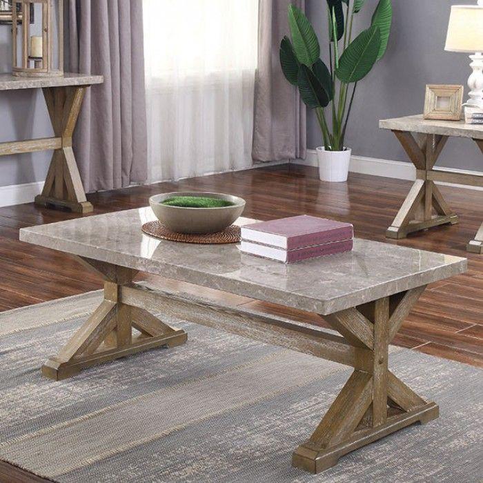 Furniture Of America Coffee Table Haynes