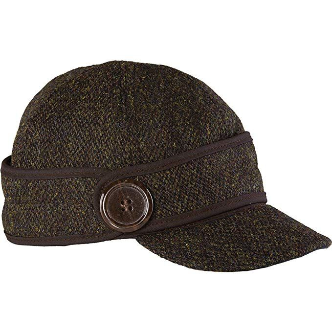 4300b6e2237b7 Stormy Kromer Women s Button Up Cap With Harris Tweed Review