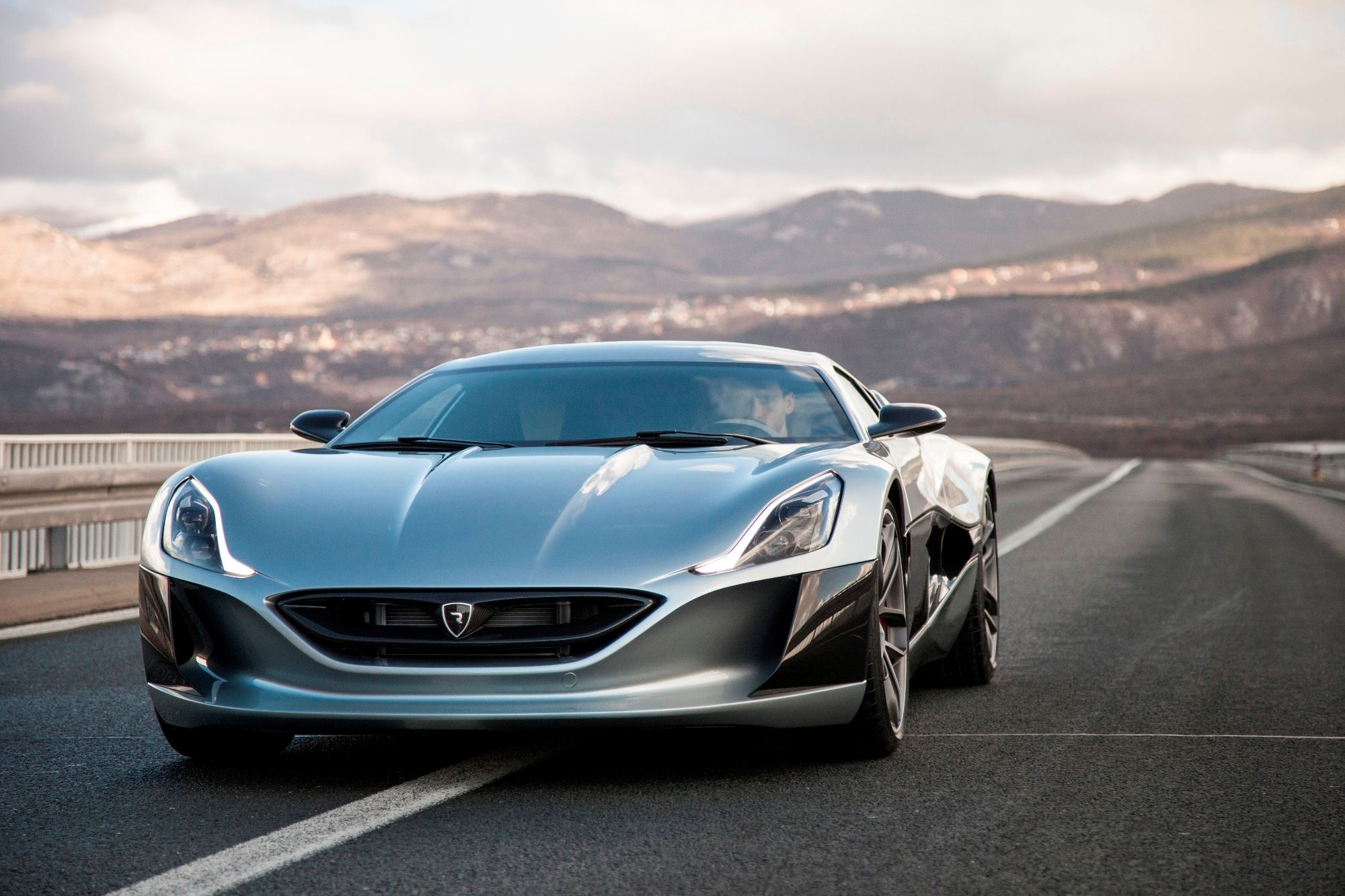 Rimac C Two Is A Gonzo 1 914 Horsepower Electric Hypercar Super Cars Best Luxury Sports Car Sports Cars Luxury