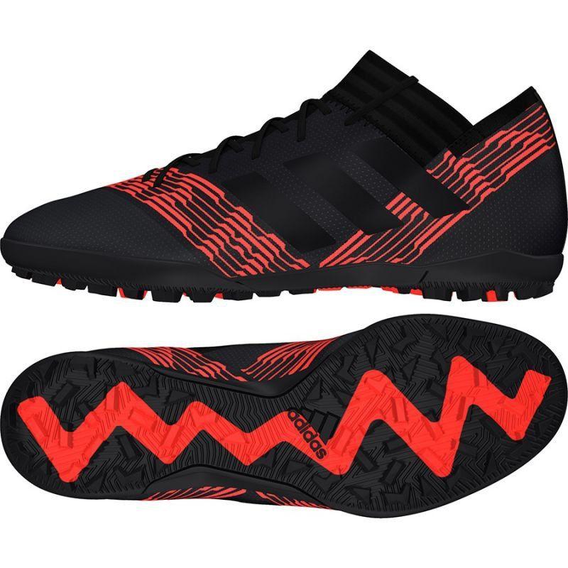 Kup online szybka dostawa przytulnie świeże Buty piłkarskie adidas Nemeziz Tango 17.3 Tf M CP9098 czarny ...