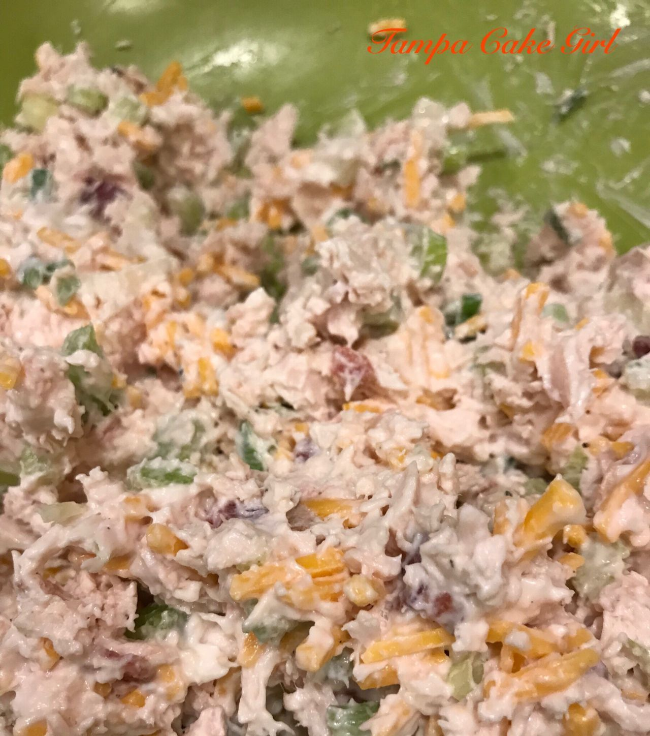 Copycat Sassy Scotty Ranch Chicken SaladCopycat Sassy Scotty Ranch Chicken Salad  Tampa Cak Copycat Sassy Scotty Ranch Chicken Salad