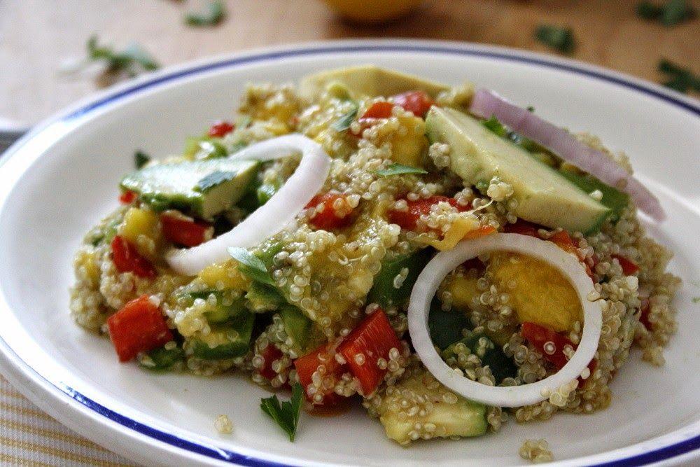 Blog de recetas de cocina sencillas y f ciles recetas for Como se cocina la quinoa para ensalada