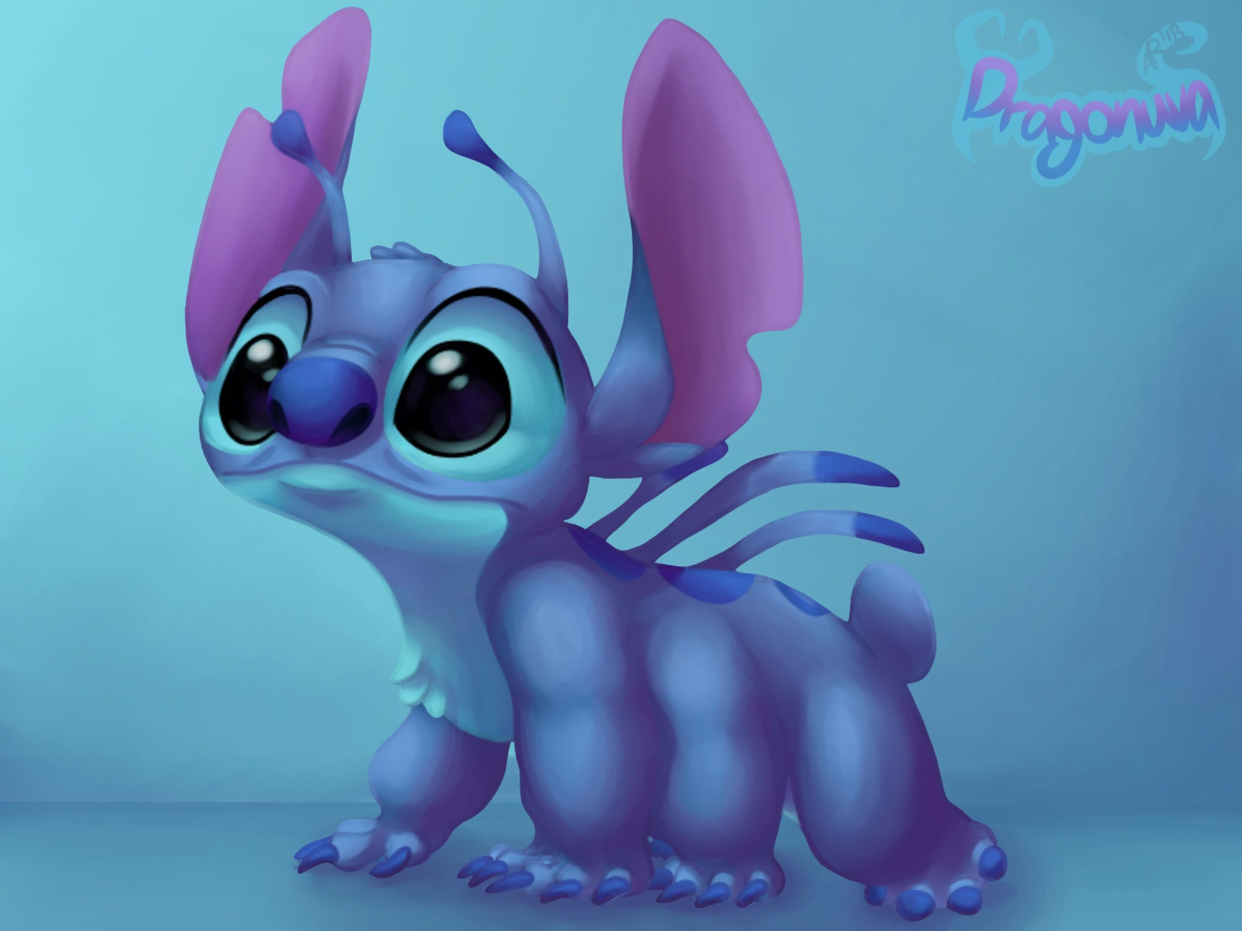 So scary I love it | Lilo, stitch, Stitch, Disney