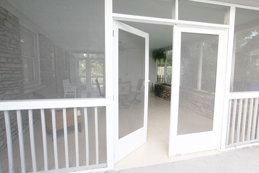 Double Doors For Screen Porch Screened Porch Doors Screened In Porch Diy Log Home Kitchens