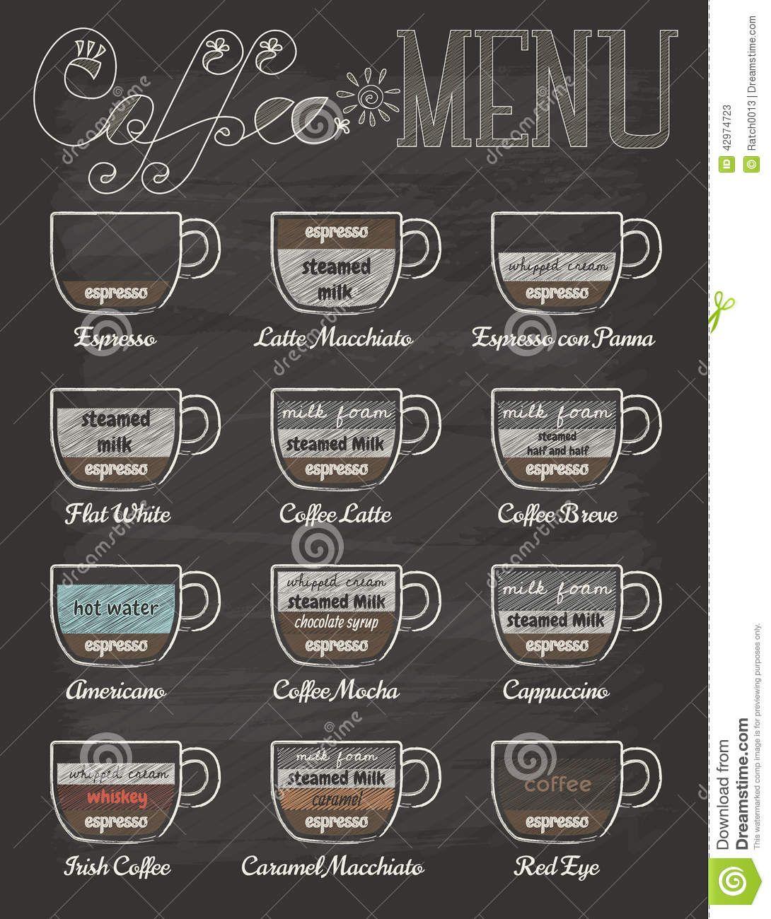 Mod Cafe Menu