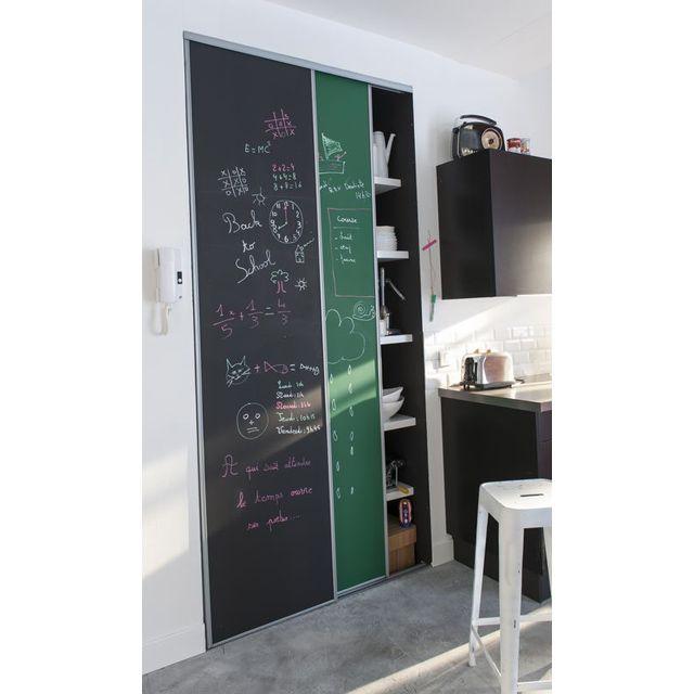 Portes De Placard  Peindre  X  Cm  Castorama  Cuisine Gab
