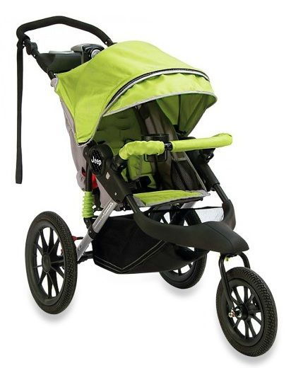 J Is For Jeep Wrangler Sport Jogging Stroller Review Giveaway