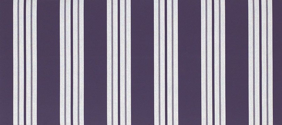 Sunbrella Striped Fabric