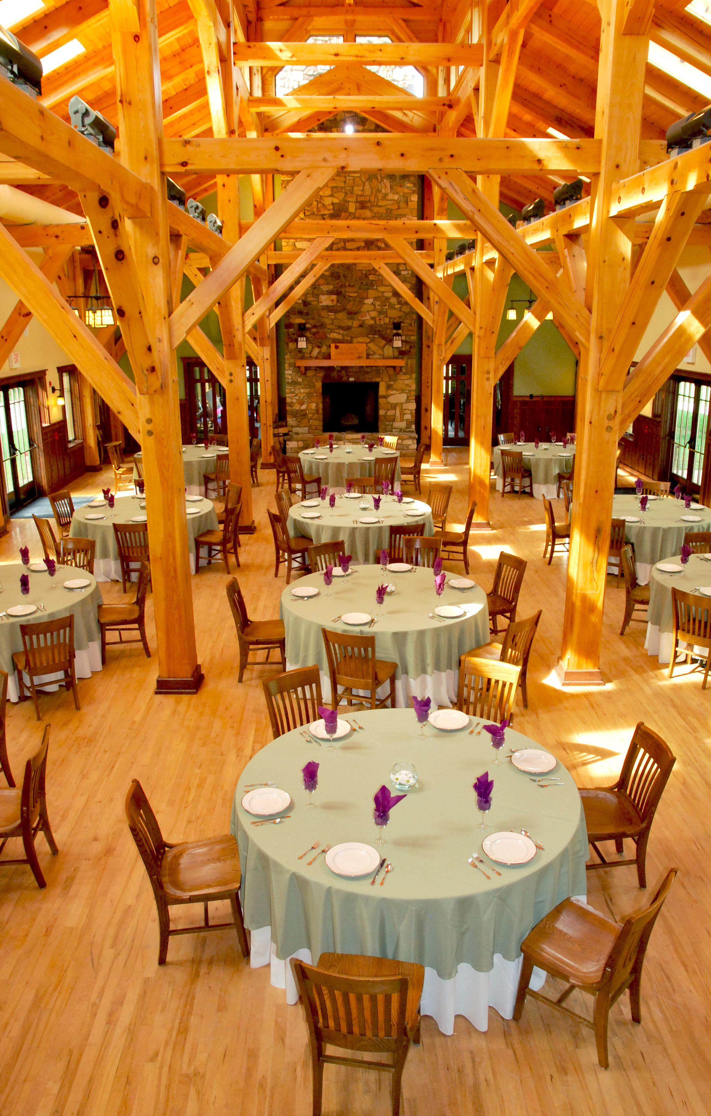 We have a beautiful venue for weddings / receptions and we ...