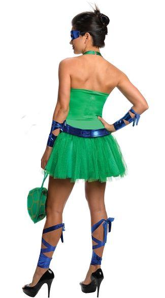 TMNT Female Leonardo Costume  sc 1 st  Pinterest & TMNT Female Leonardo Costume | TMNT Teenage mutant ninja turtles ...