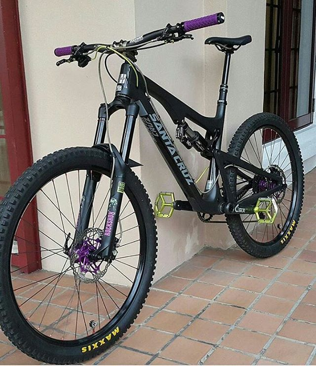 Riumz Santacruzbicycles Bronsoncc First Class Mtb With