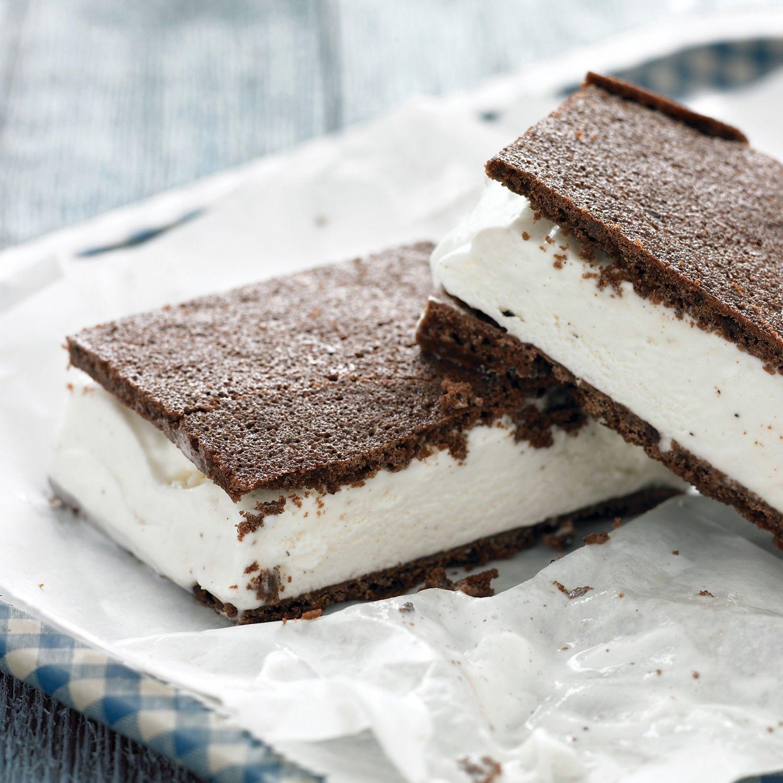 Classic ice cream sandwiches recipe ice cream treats