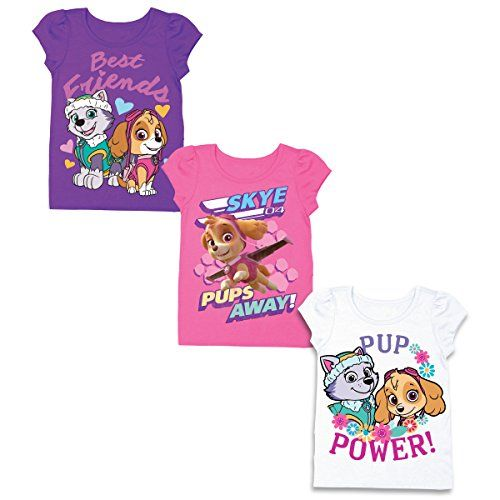 T-shirts, Tops & Shirts Humorous Paw Patrol Boys T Shirt Top 2-8 Years Brand New Official Licensed 2016 Design Complete In Specifications Kids' Clothes, Shoes & Accs.