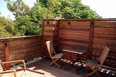 Backyard Fence Height toronto