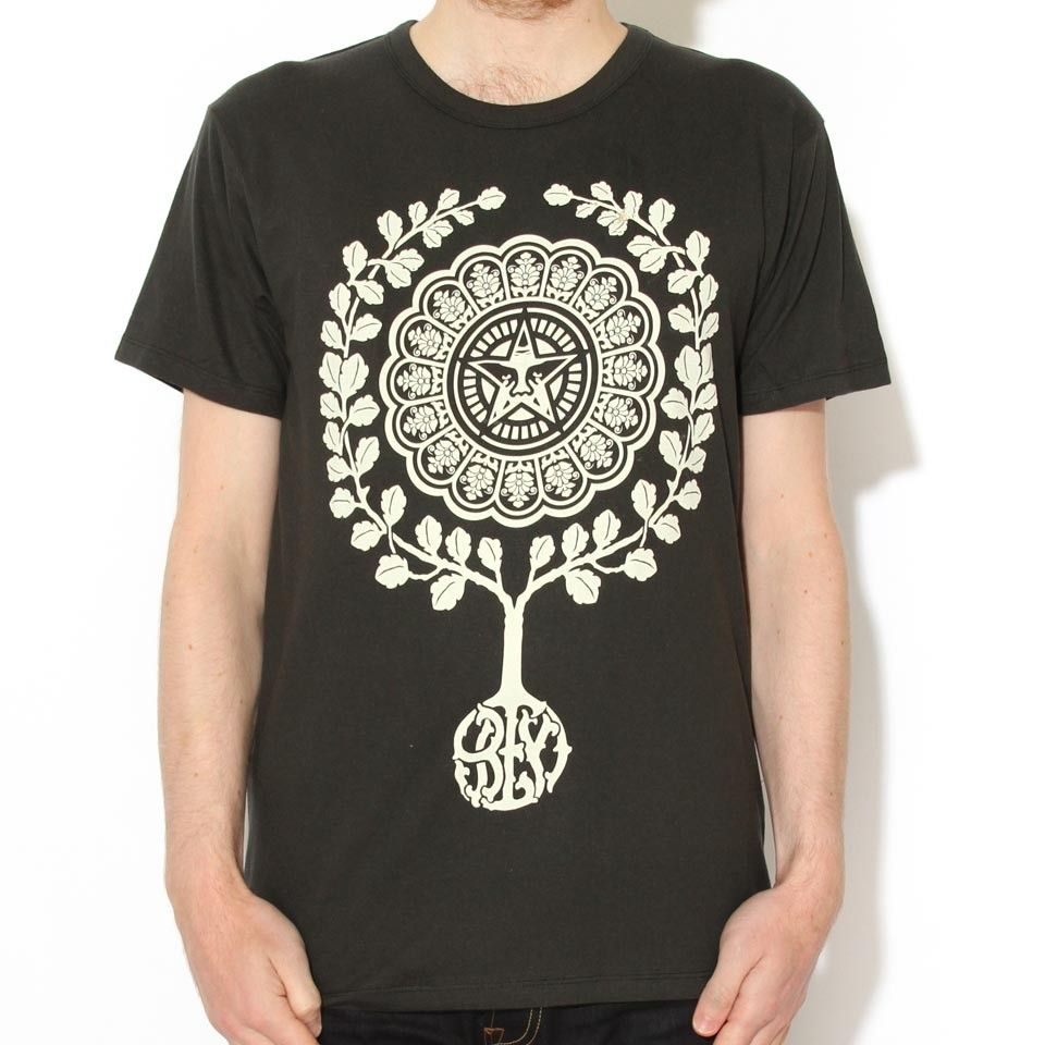 Obey Root Of Peace Graphite - Obey - Brands @wellgosh