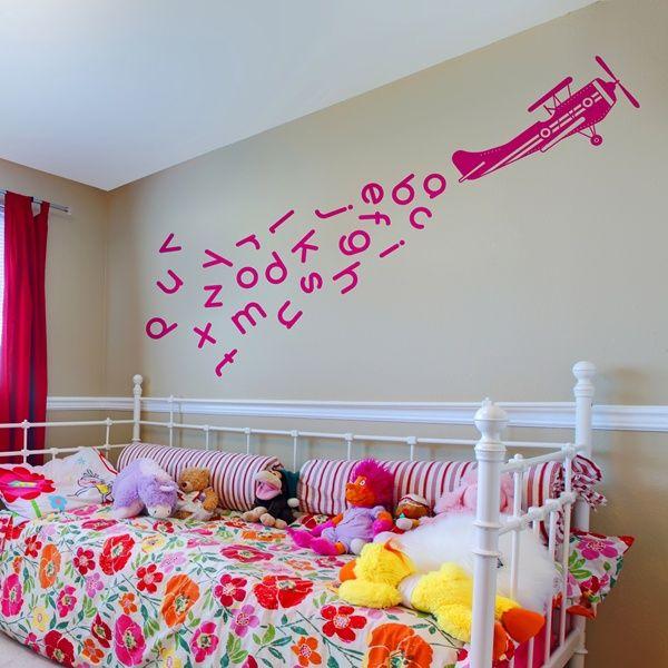 Pin de papeles pintados en vinilos infantiles para paredes - Papeles pintados y vinilos ...