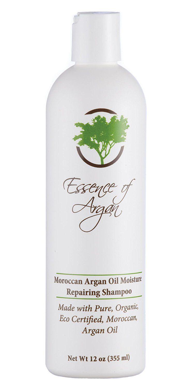 Moroccan Essence of Argan Oil Shampoo 12 Fl Oz Click