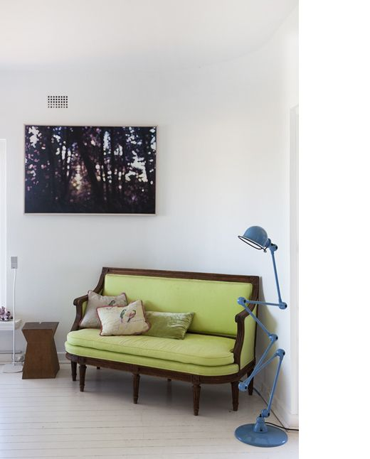 Sydney Home – Jacqueline Fink of Little Dandelion   original Jielde ...