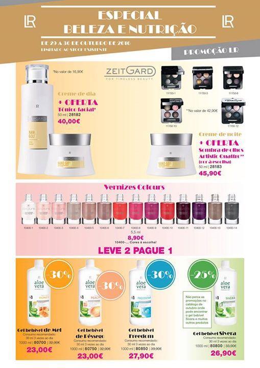 PROMOÇÃO 29 E 30 OUTUBRO: mais de 40 produtos com 30% de desconto! Vai perder esta oportunidade? Veja mais aqui: goo.gl/ibZRLs #kosmetik #parfum #aloevera