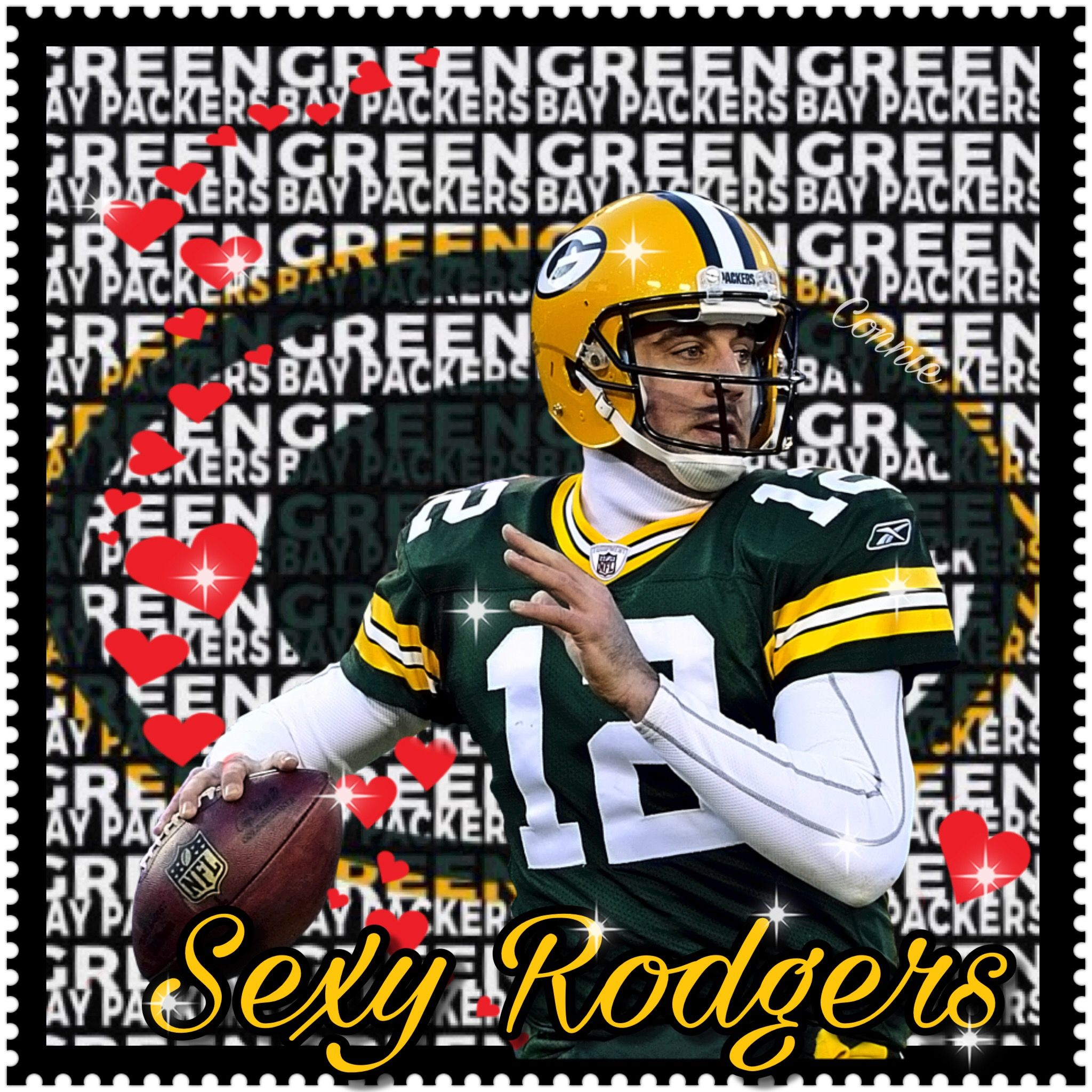 My Qb Is Better Than Yours With Images Aaron Rodgers Green Bay Packers Football Baby