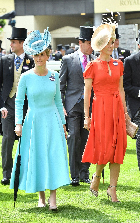 Duke and Duchess of Cambridge make first Royal Ascot appearance