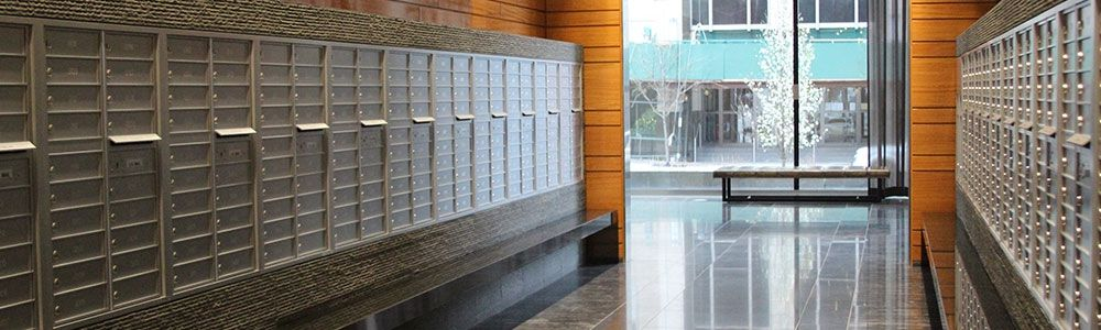 Awesome Mailboxes With Bench