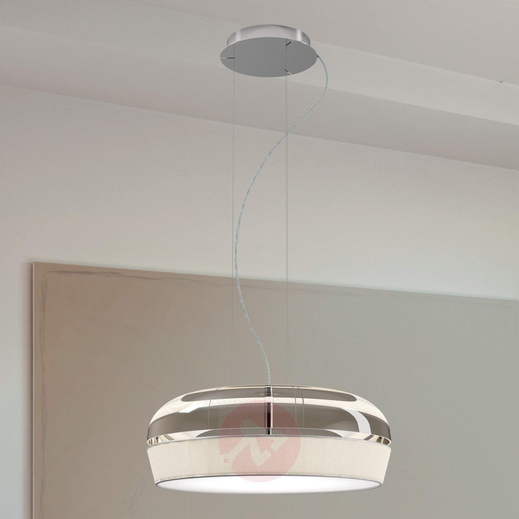 Erstaunlich Led Hängeleuchte Foto Von Edle Led-hängeleuchte Dome S50-2502780-01