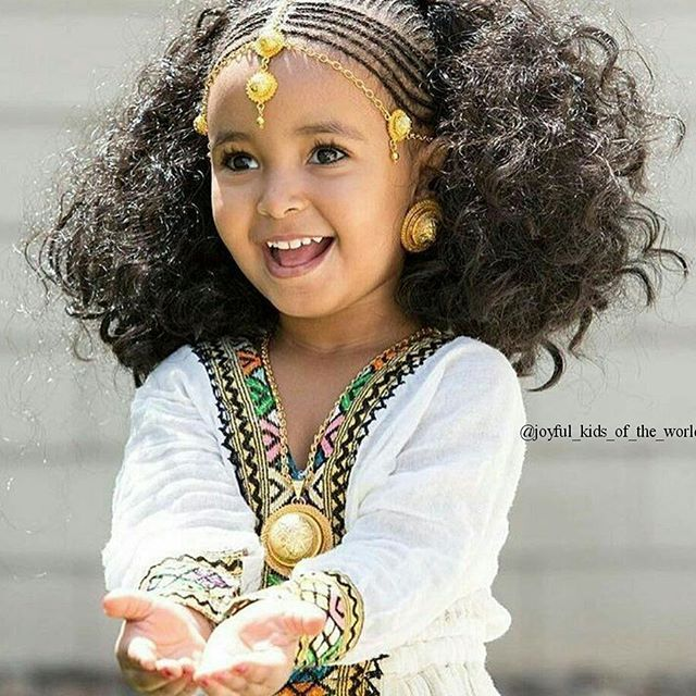 From Ambessaweddings Asmexx Aseyy Shukorina Habesha Hair Pinterest Babies Hair Style
