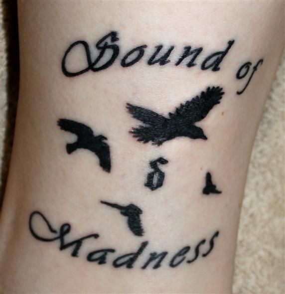 Shinedown Tattoo submitted by @Koralleglick #Shinedown ...